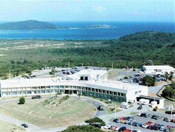 A Puerto Rico Hospital built by reliable contracting