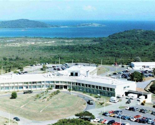 a naval hospital