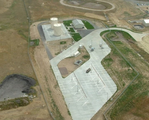 Buckley Air Force Base Fuel Storage Facility
