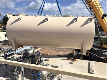 JPTS fuel storage tanks