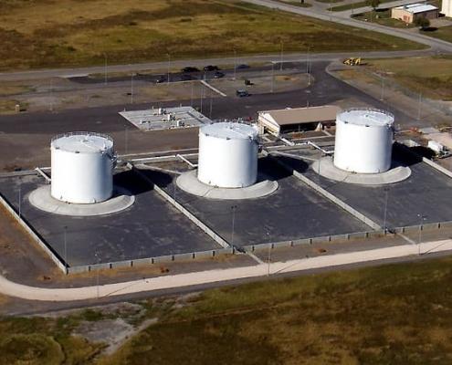 Jet Fuel Storage Complex