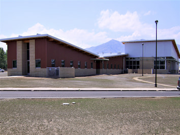 A new educational facility built by reliable contracting