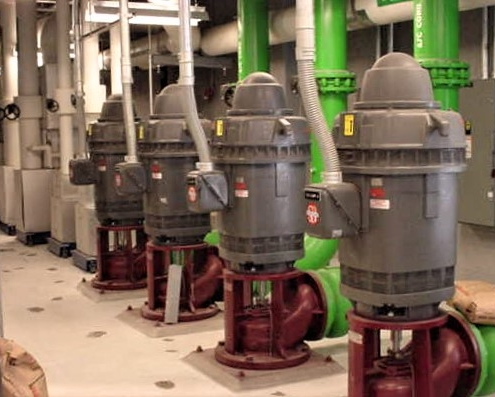 New Utility Plant & Electrical Distribution System VA Medical Center